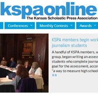 The Kansas Scholastic Press Association